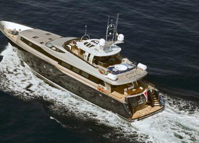 Чартерная элитная суперяхта H LUXURY YACHTS в акватории Монако