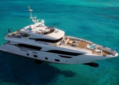 Чартерная супер яхта BENETTI 29 метров на Средиземном море