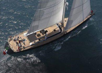 Большая чартерная яхта PERINI NAVI 30 метров XNOI