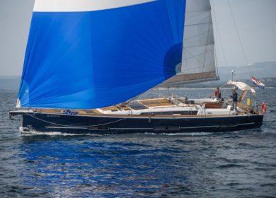 Чартерная яхта Петрович DUFOUR 17 метров в Дубровнике