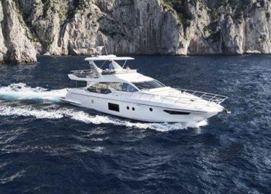 Чартерная яхта класса люкс Pavimar 2 от Азимут в Италии