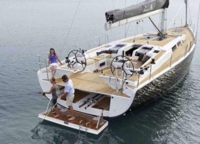 Чартерная парусная яхта HANSE YACHTS 17 метров в Хорватии