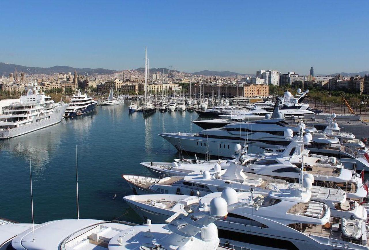 Оушен Порт Вэлл для мегаяхт в Барселоне