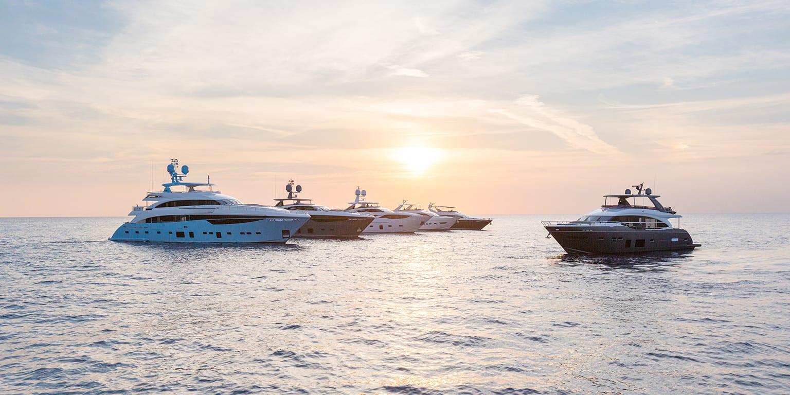 Чартерные яхты Принцесс в водах Кипра