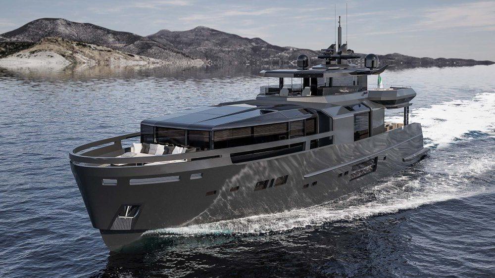 Элитная чартерная супер яхта Arcadia в Каннах
