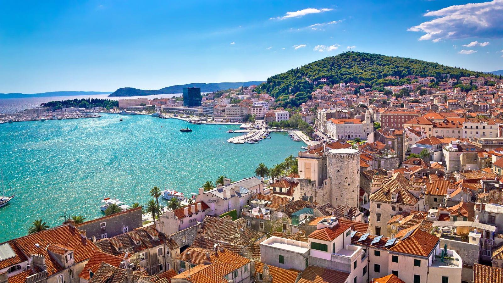 Хорватия лучший регион для аренды мегаяхты на Адриатике