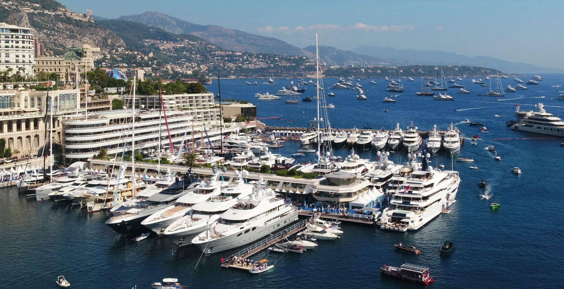 Марина для элитных суперяхт в Монако