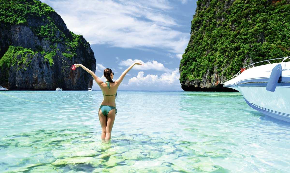 Шикарный маршрут для элитной яхты по Тайланду