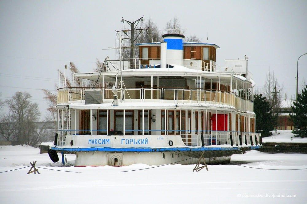 Мега яхта Иосифа Сталина выставленная на аукцион в России