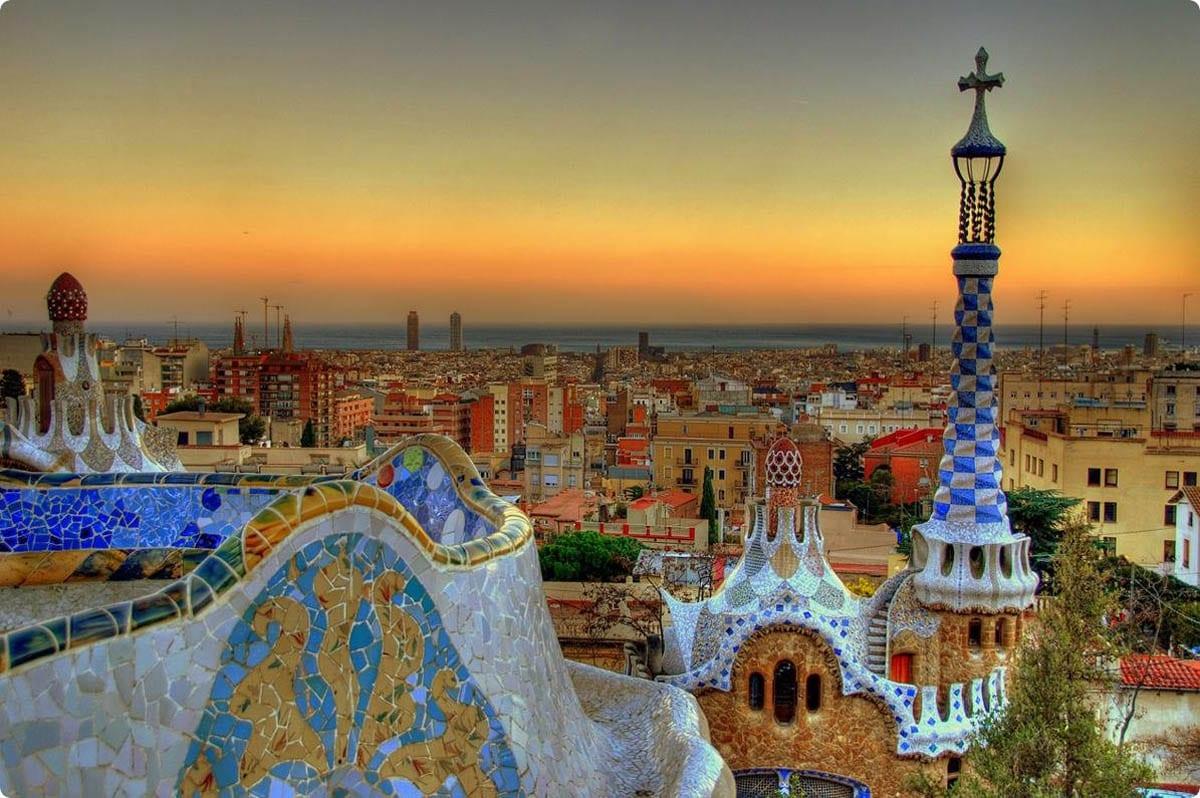 Барселона Испания направление для элитных яхт