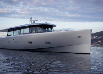 Роскошная яхта класса люкс BALTIC YACHTS