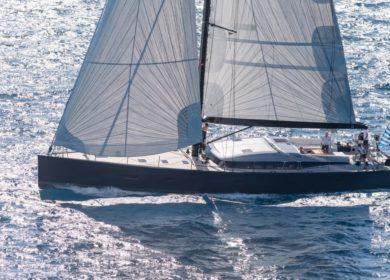 Чартерная яхта J Six в Греции 23 метра на Виргинских островах