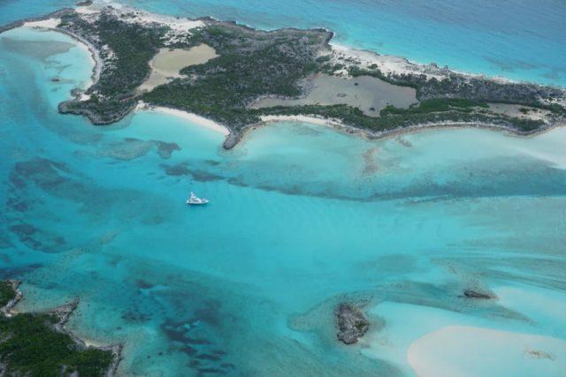 Багамские острова чартерная элитная яхта