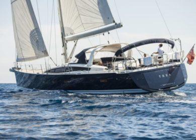 Чартерная парусная яхта 20 метров