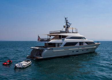 Чартерная супер яхта 34 метра