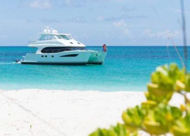 роскошная чартерная яхта на Карибах 20 метров