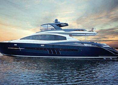 Чартерная супер яхта 28 метров Lazzara