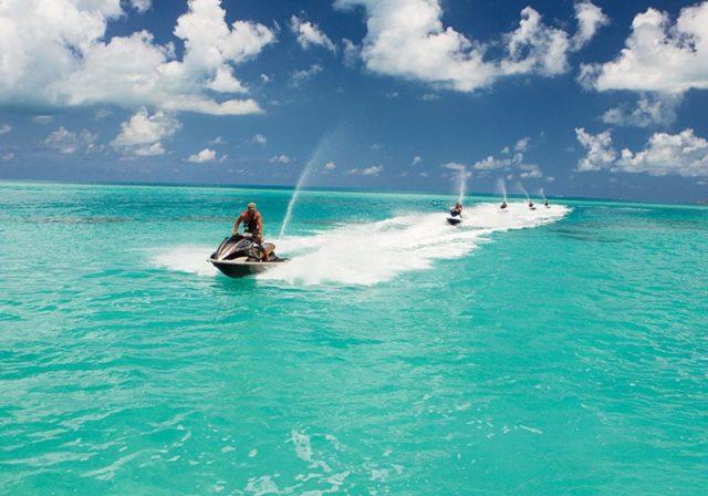Элитные яхты на Карибах