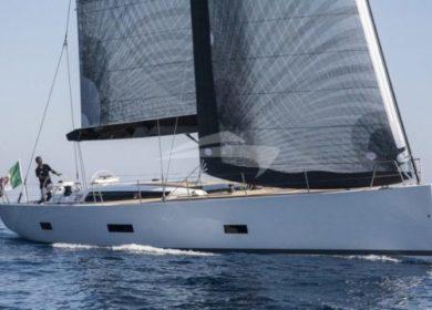 Чартерная парусная яхта 19 метров