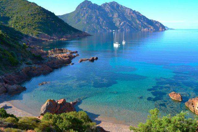 Яхты класса люкс на Сардинии
