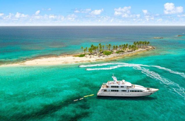 Чартерная яхта Багамы