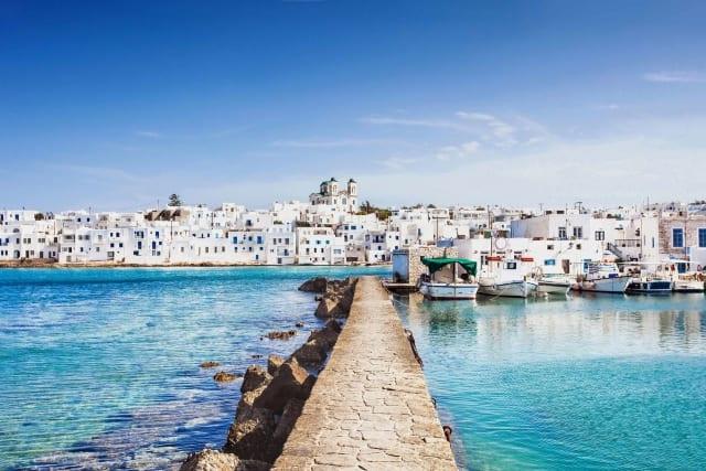 Греция - остров Иос