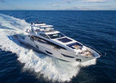Моторная яхта 30 метров