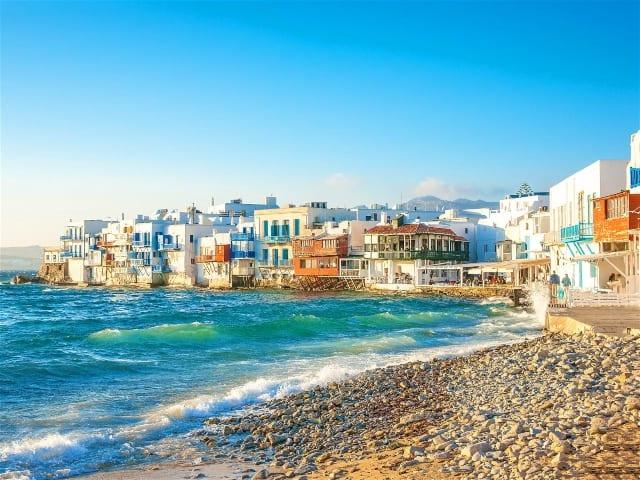 Миконос - Греция