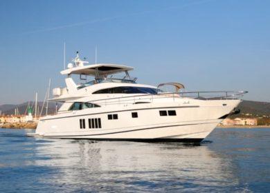 моторная яхта 24 метра
