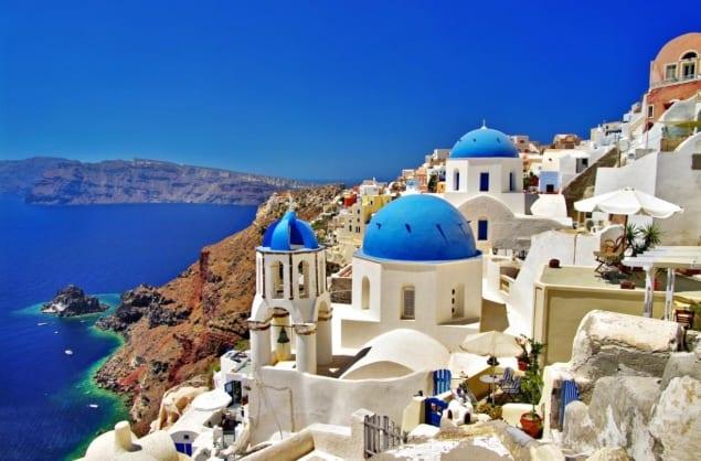 Миконос - Греция - море