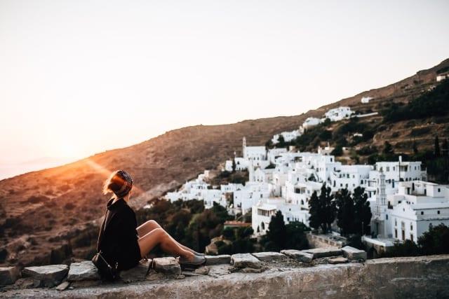 Греция - остров Миконос