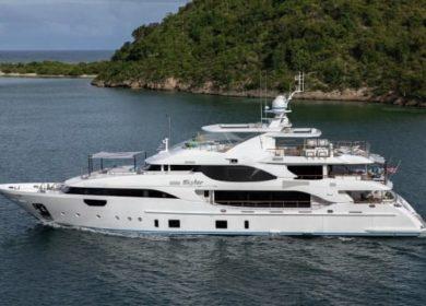 Яхта Бенетти (Benetti) 40 метров