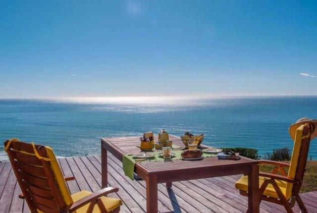 Завтрак с видом на море - Греция