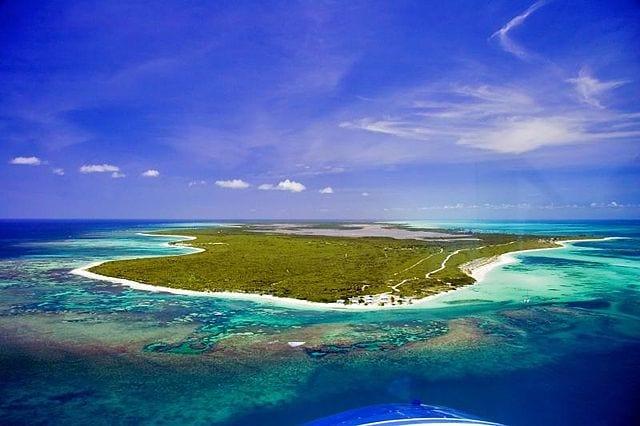 БВО, живописный остров Анегада