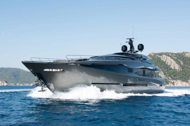супер яхта 40 метров Peri Yacht