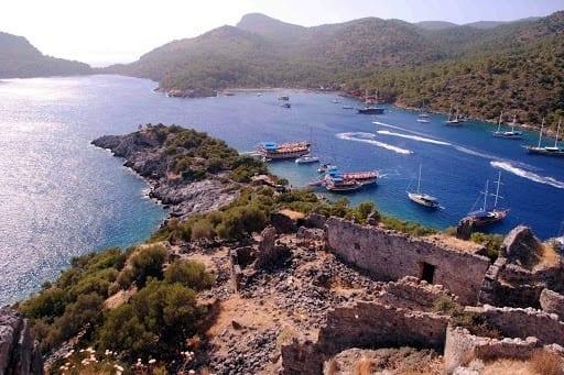 Турция остров Святого Николая