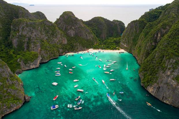 Красивая бухта - Тайланд