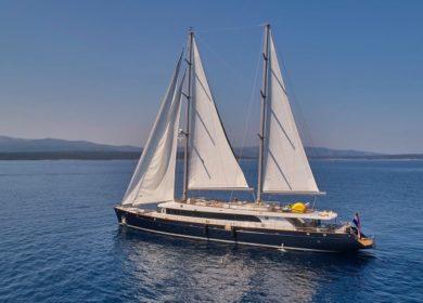 моторная яхта 40 метров