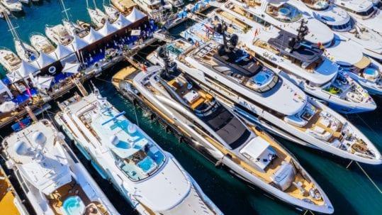 суперяхты монако