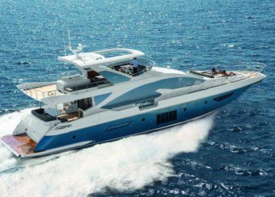 моторная яхта 20 метров