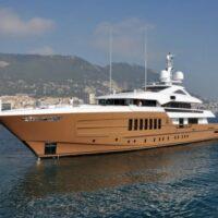 Лучшие чартерные яхты от 40 до 55 метров в длину