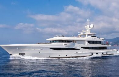 Чартерная мега яхта Elexir - 55 метров