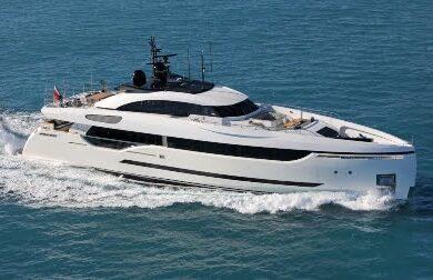 Чартерная мега яхта KATIA