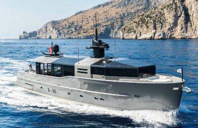 Чартерная моторная яхта Arcadia - Boomshakalaka