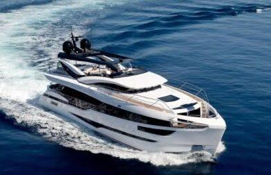 Чартерная моторная яхта HANAA от Палумбо