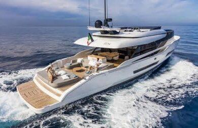 Чартерная моторная яхта MINI K - Palumbo