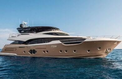 Чартерная моторная яхта Vivaldi - Monte Carlo Yachts