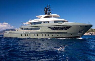 Чартерная экспедиционная мега яхта MOKA