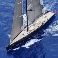 Чартерная яхта от 35 до 45 метров