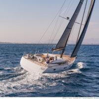 Чартерные парусные яхты до 25 метров на Средиземке